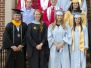 June 5, 2016 - Graduation Sunday - Photos by Kevin Work