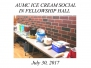 July 30, 2017 - Ice Cream Social