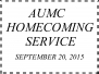 September 20, 2015 - Homecoming - Photos by R.J. Hines